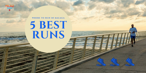 Best places to go running in Malaga