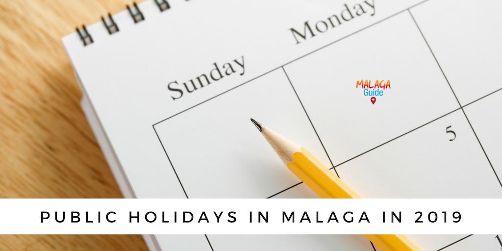 Public holidays in Malaga in 2019 | GuideToMalaga com