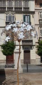 The Malaga Film Festival symbol