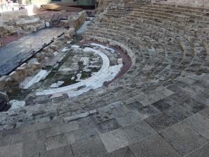Roman Malaga - the Theatre