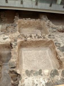 Roman Malaga - garum vats