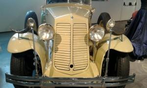 Car museum in Malaga