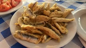 best things to eat in Malaga boquerones