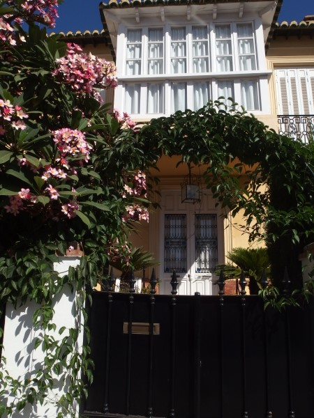 Information about property in Malaga