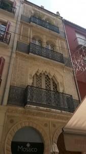 Architecture in Malaga
