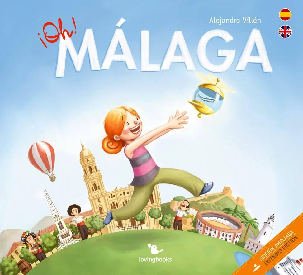 Children's Malaga souvenirs