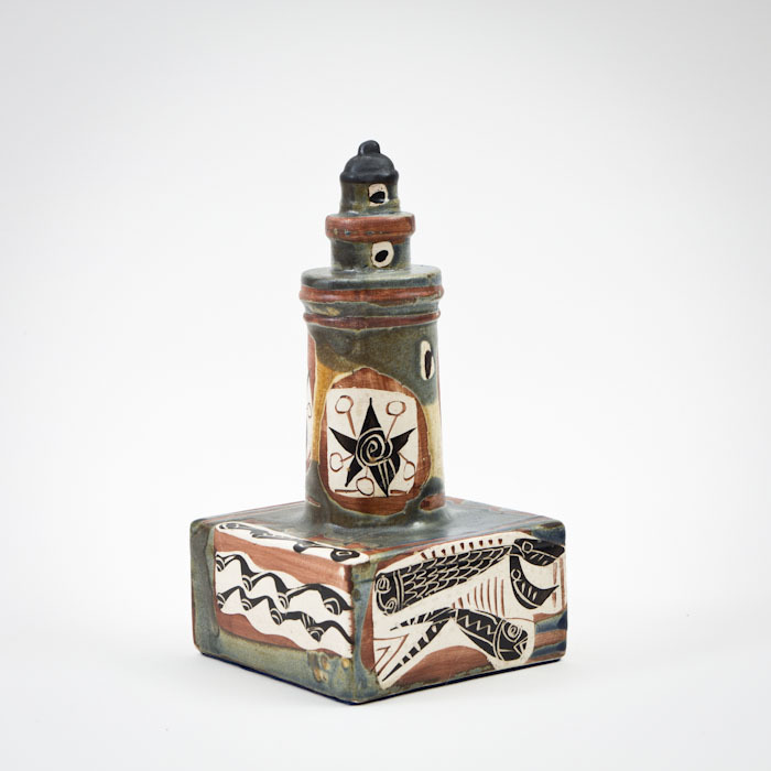 Ceramic souvenirs from Malaga