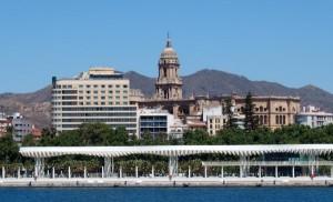 Parks in Malaga
