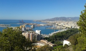 views as romantic things to do in Malaga