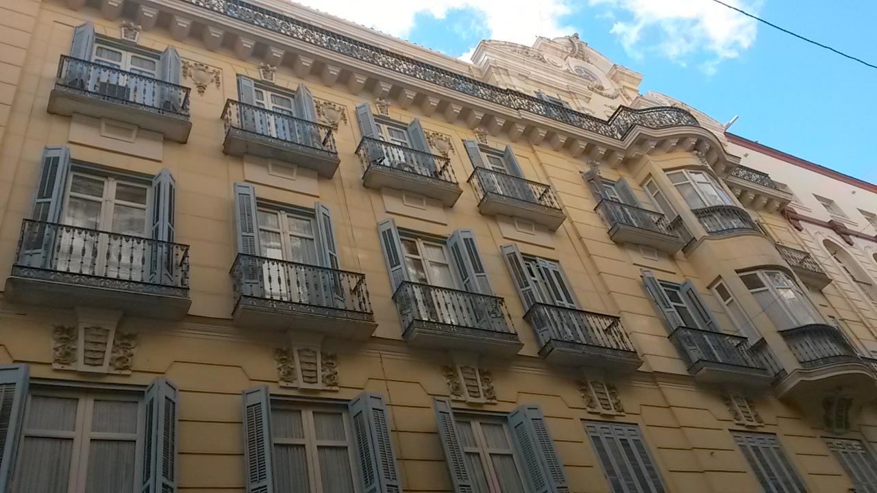 Fine Strachan architecture in Malaga