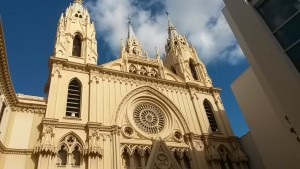 One of the finest churches in Malaga