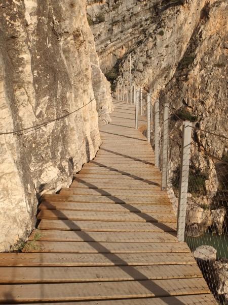 Caminito del Rey walkway
