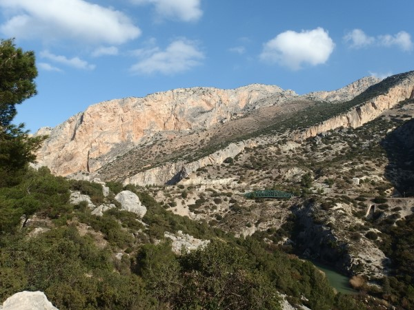 Views on Caminito del Rey