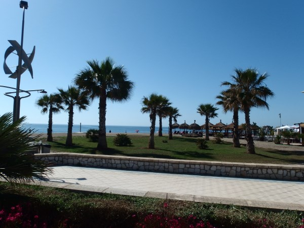 Malaga walking tours the western seafront