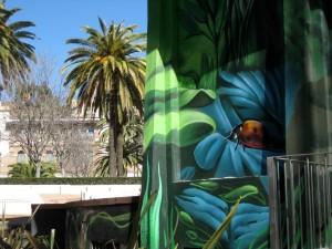 Murals in Malaga