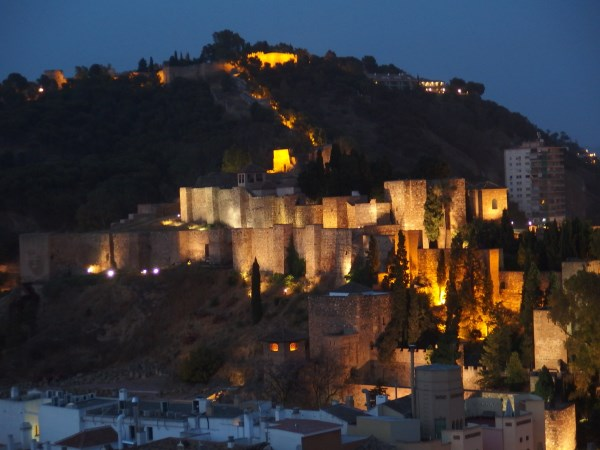 visit monuments in Malaga