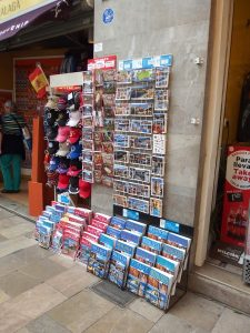 Malaga guide books