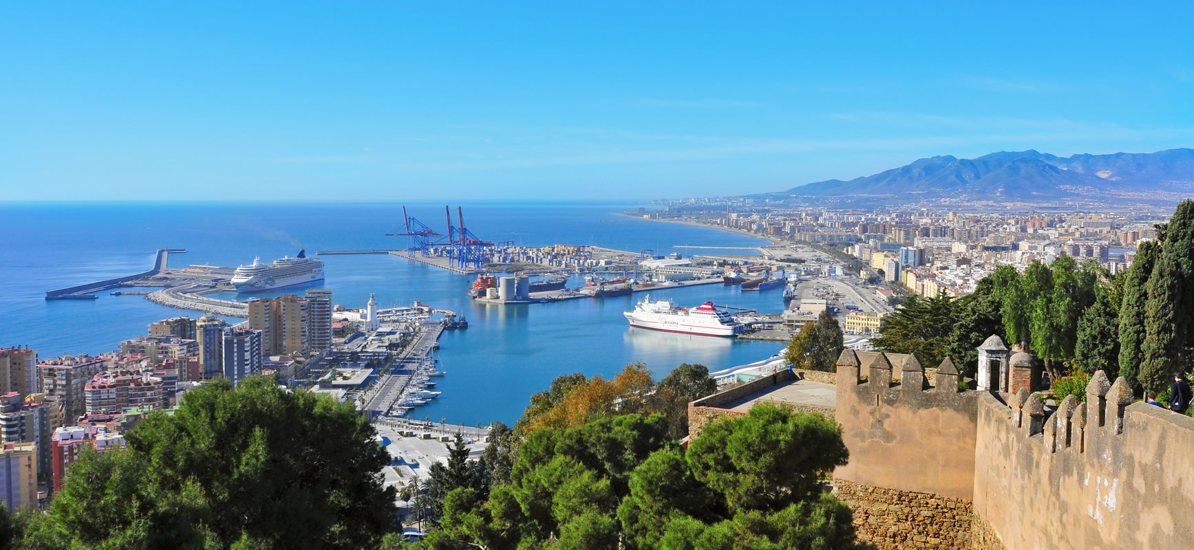 when's the best time of year to go to Malaga