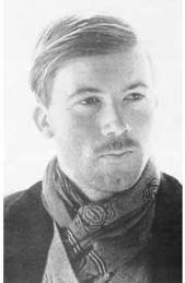 Gerald Brenan in Malaga
