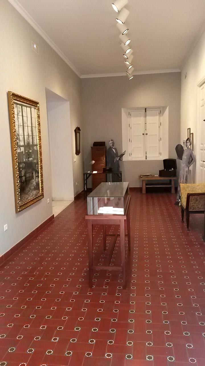 room at Brenan's house