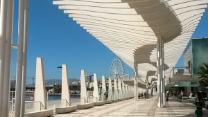 most popular places in Malaga