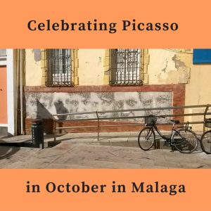 Picasso in Malaga in October