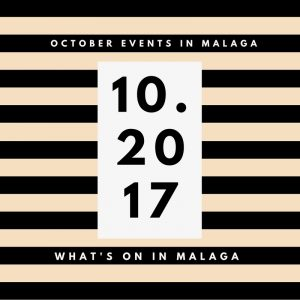 October events in Malaga