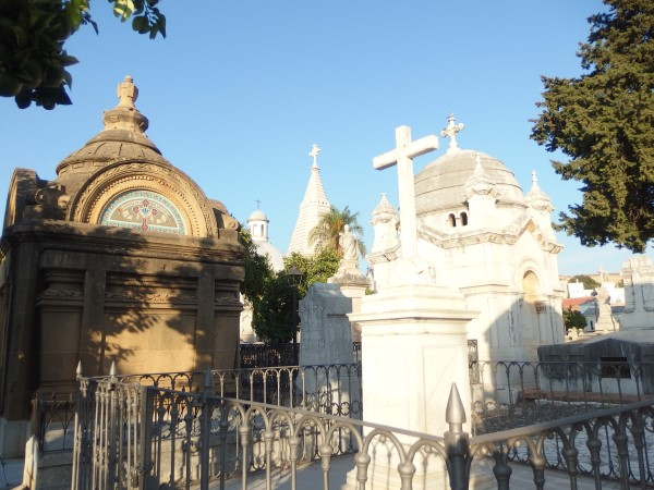 Off the beaten track in Malaga San Miguel Cemetery