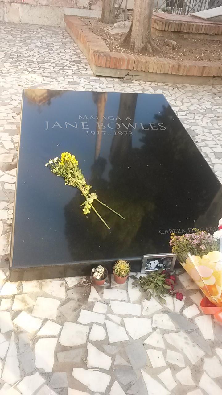 san miguel cemetery Jane Bowles grave