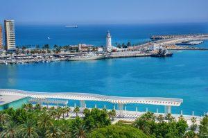 Living in Malaga
