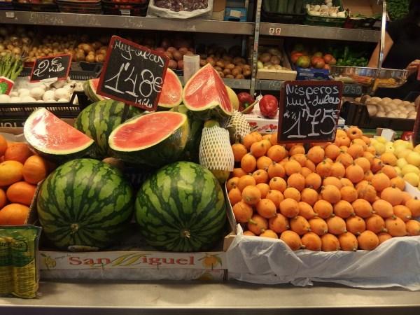 Malaga markets