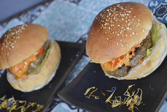 more gourmet burgers in Malaga