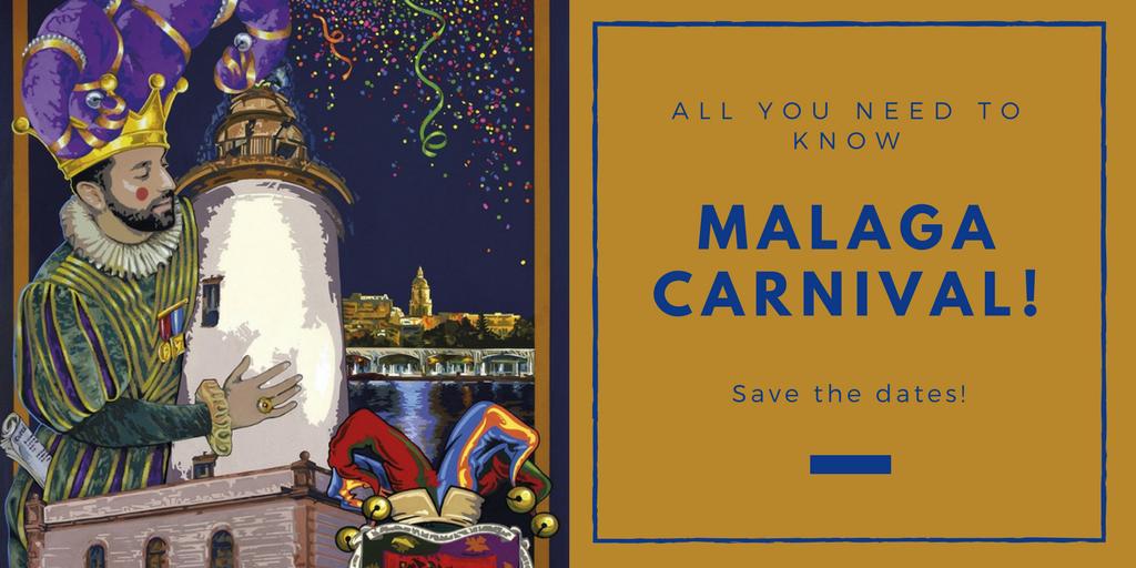 Malaga carnival 2018