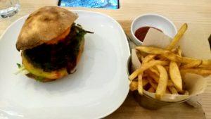 gourmet burgers in Malaga