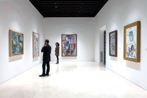 Gallery 11 of new collection at Picasso Museum Malaga