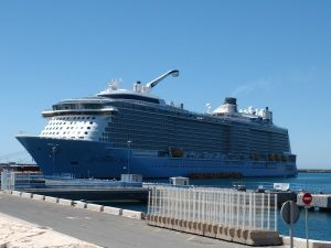 anthem of the seas in Malaga
