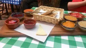 gluten-free breakfast in Malaga
