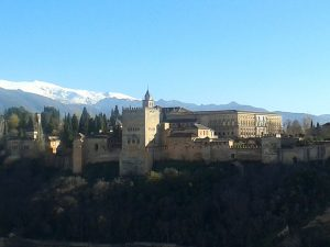 Day trips from Malaga - Granada