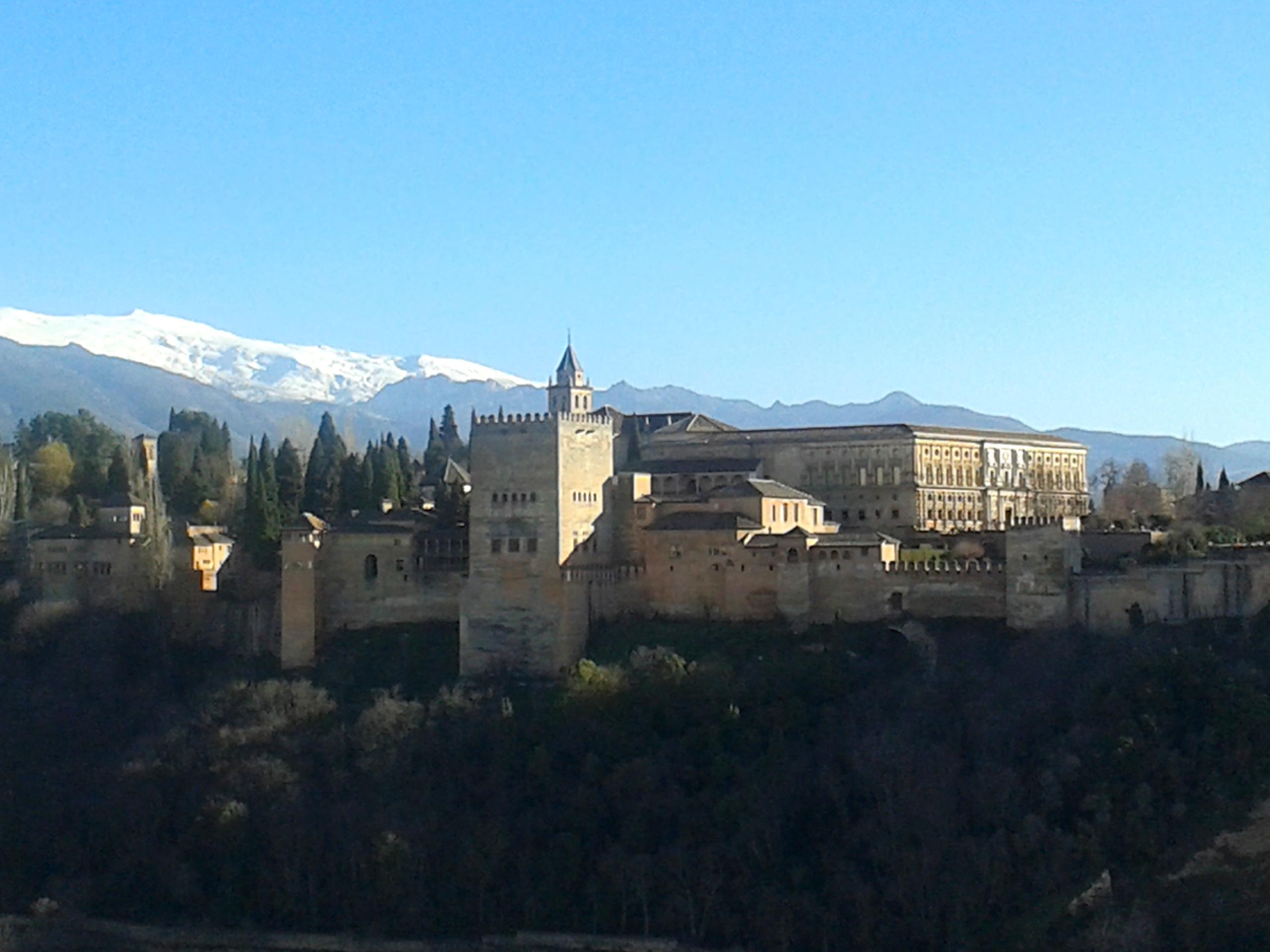 Day trips from Malaga - Granada