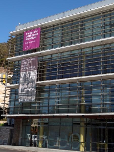 municipal museum in Malaga