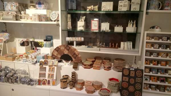 Moorish Malaga souvenirs