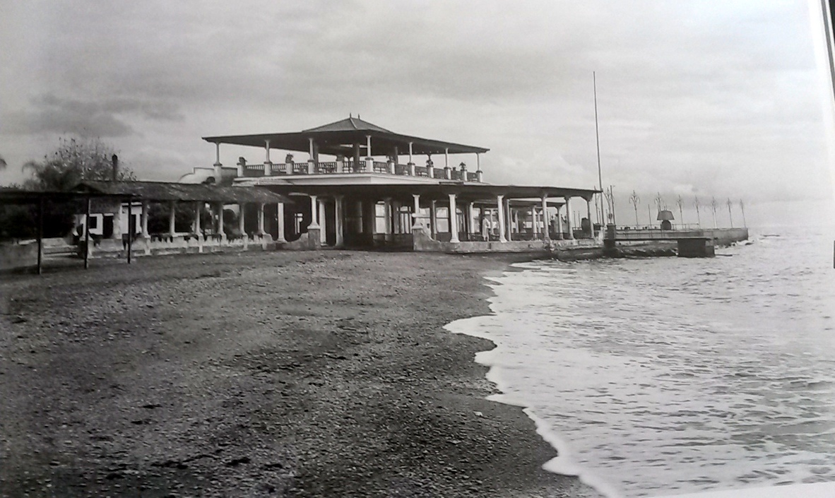 Los Baños del Carmen in the 1920s