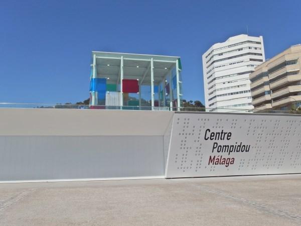 Modern art museums in Malaga