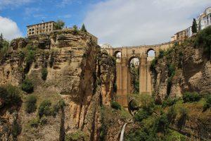 Ronda river gorge