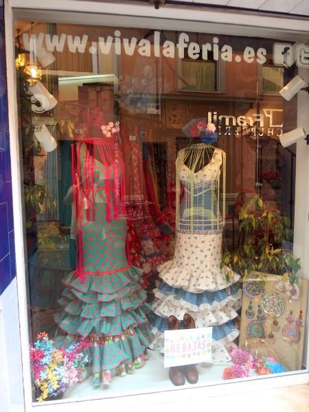 flamenco dress souvenirs