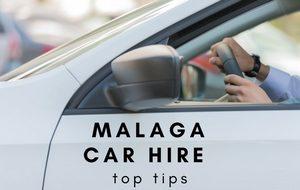 car hire in Malaga
