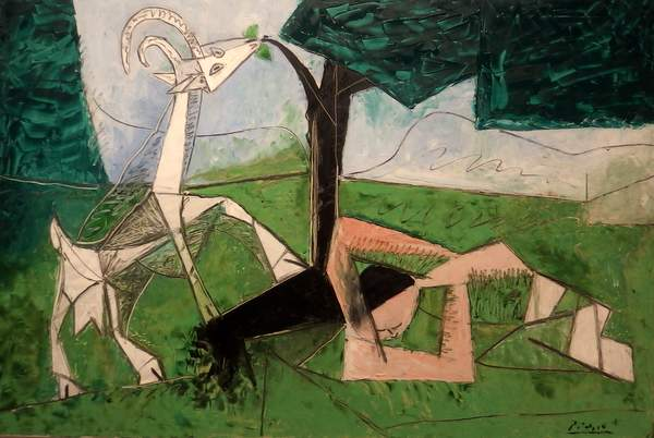 Spring by Picasso