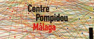 ticket for the Pompidou Centre in Malaga