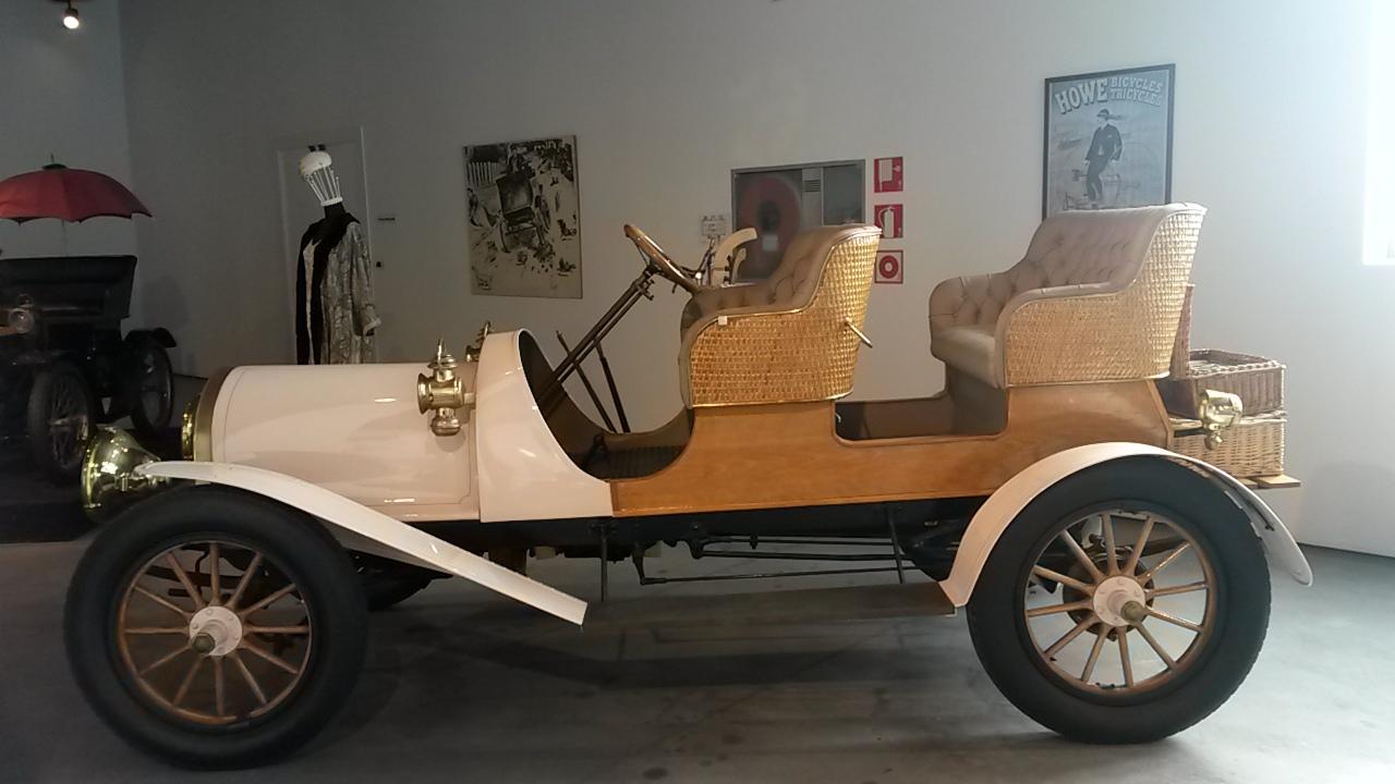 Richard picnic car 1908