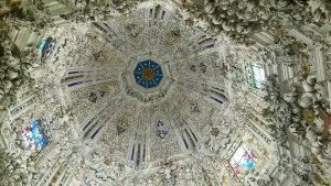 Lady Chapel at the Basilica de la Santa Victoria